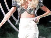 Lady GaGa Méchante Épaulette