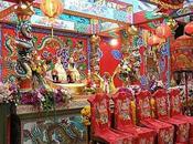 Udonthani: Parade Sino-Thaïe décembre.