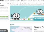 Waze: quand navigation devient sociale