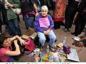 Égypte survivante Shoah grève faim pour Gaza