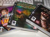 Bioshock, dead space, larry...