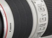News nouveau Canon 70-200mm f/2.8