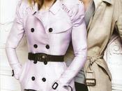 EXCLU: Premières photos Campagne Burberry 2010 avec Emma Watson Alex