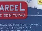 Marcel tuyau (publicité)