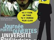 L'Université Paul Verlaine Metz ouvre portes fanf(art)