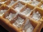 Gaufres cannelle