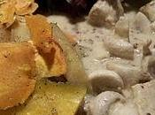 Mijoté porc four sauce moutarde