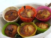Muffins poire belle-Hélène Monday