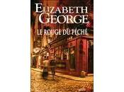 rouge péché Elizabeth George