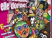 Carnaval Dunkerque encre aquarelle vision masmoulin