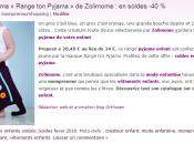 Blog soldes Mompreneurs opération communication