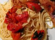 Poulet tomates basilic
