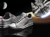 Adidas Star Wars Neil Armstrong, Snoop Dogg, Calle David Beckham Daft Punk