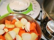NutriCook: Soupe potimarron chèvre frais