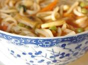 Recette vidéo Soupe Chinoise