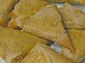 Triangles croustillants canard poulet)