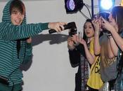 Justin Bieber concert secret pour fans Manchester