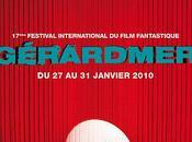 Festival Gérardmer 2010 programmation