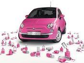 Fiat Pink ride