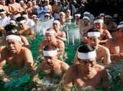 Rituel purification l'eau Tokyo