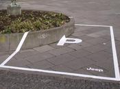 places parking spéciales...