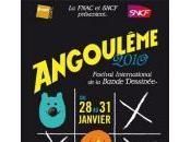 Ouverture demain festival d'Angoulême