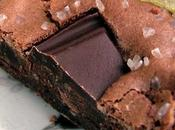 Brownies ginger-rhum