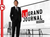 invités Grand Journal venir