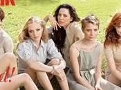 Kristen Stewart Anna Kendrick photoshoot Vanity Fair