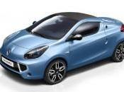 Renault Wind premières photo