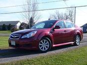 Essai routier complet: Subaru Legacy 2010