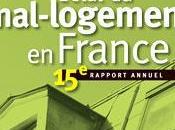 situation mal-logement France était connue largement prévisible