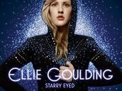 pochette nouveau Ellie Goulding brille dans noir.