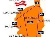 Vigilance oange niveau local: Fort coup vent d'Ouest partir soir, jusqu'à demain après-midi.