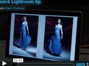 Astuce mode ensemble Lightroom