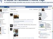 Facebook opte pour design plus épuré