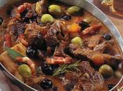 Estouffade boeuf olives