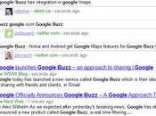 Google Buzz Gmail Social