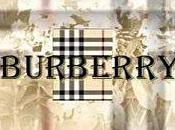 fashion week direct pour Burberry