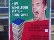 Bienvenue Station Wimbledon ici, offre livres