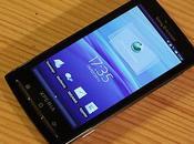 Sony Ericsson XPERIA X10, vrai Android phone premium