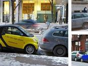 [smart] street marketing pour trouver voiture pied