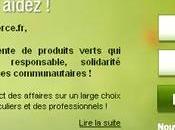 GreenCommerce.fr e-commerce vert...