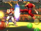 Street Fighter bientôt iPhone