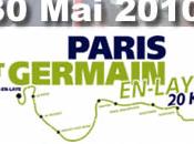 Paris Saint Germain course 2ème édition