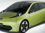 Toyota FT-CH concept réaliste