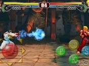 Street Fighter Iphone. Mais... qu'on banche pads