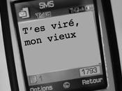 Licencier SMS, grande classe