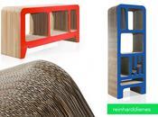 reinhard dienes cardboard furniture kids