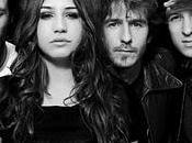 Izia, groupe Rock Paris